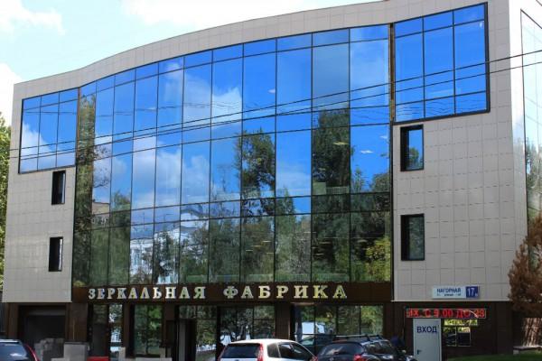 Московская зеркальная фабрика на нагорной